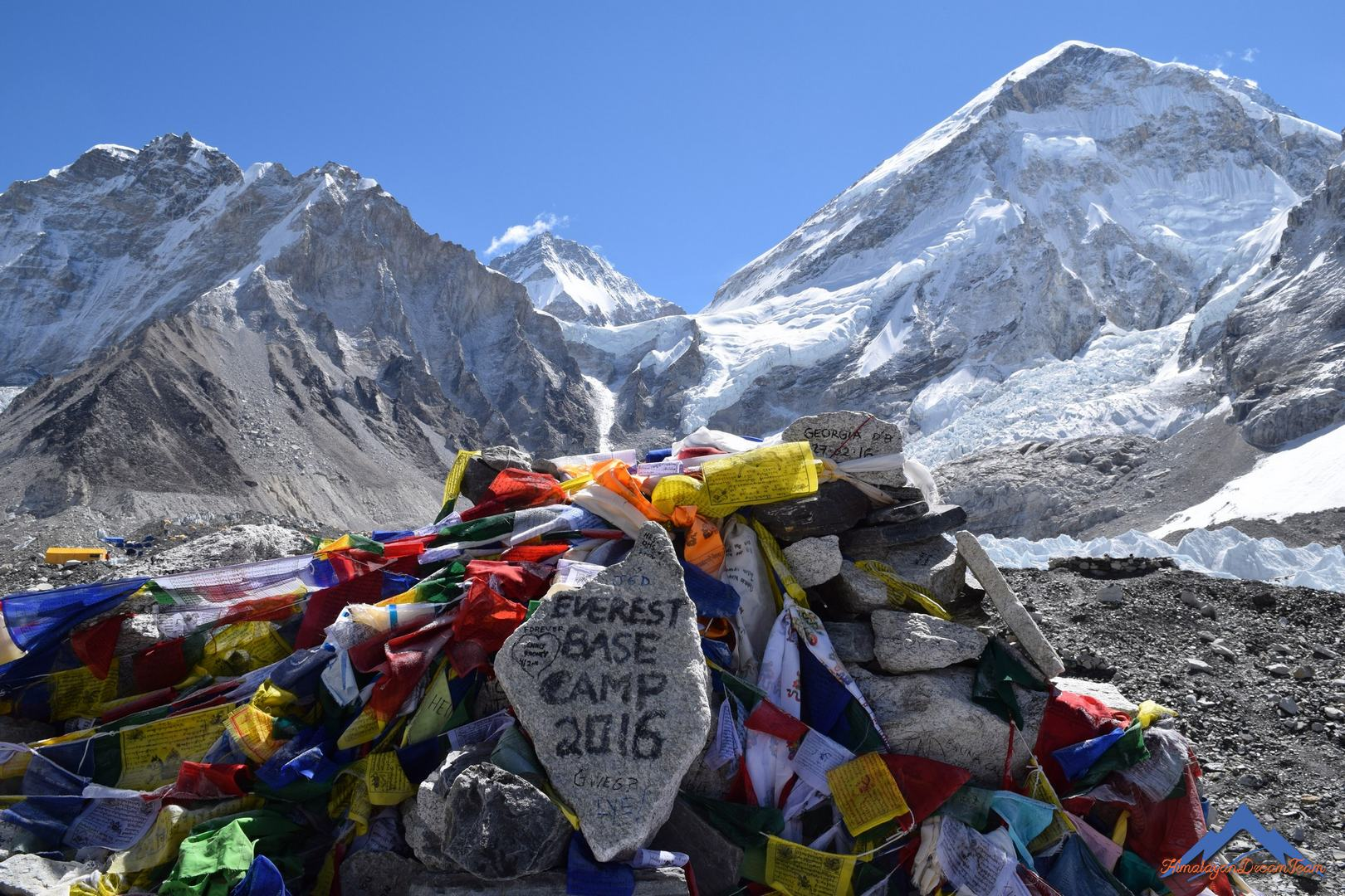 Mount Everest Basecamp trekking